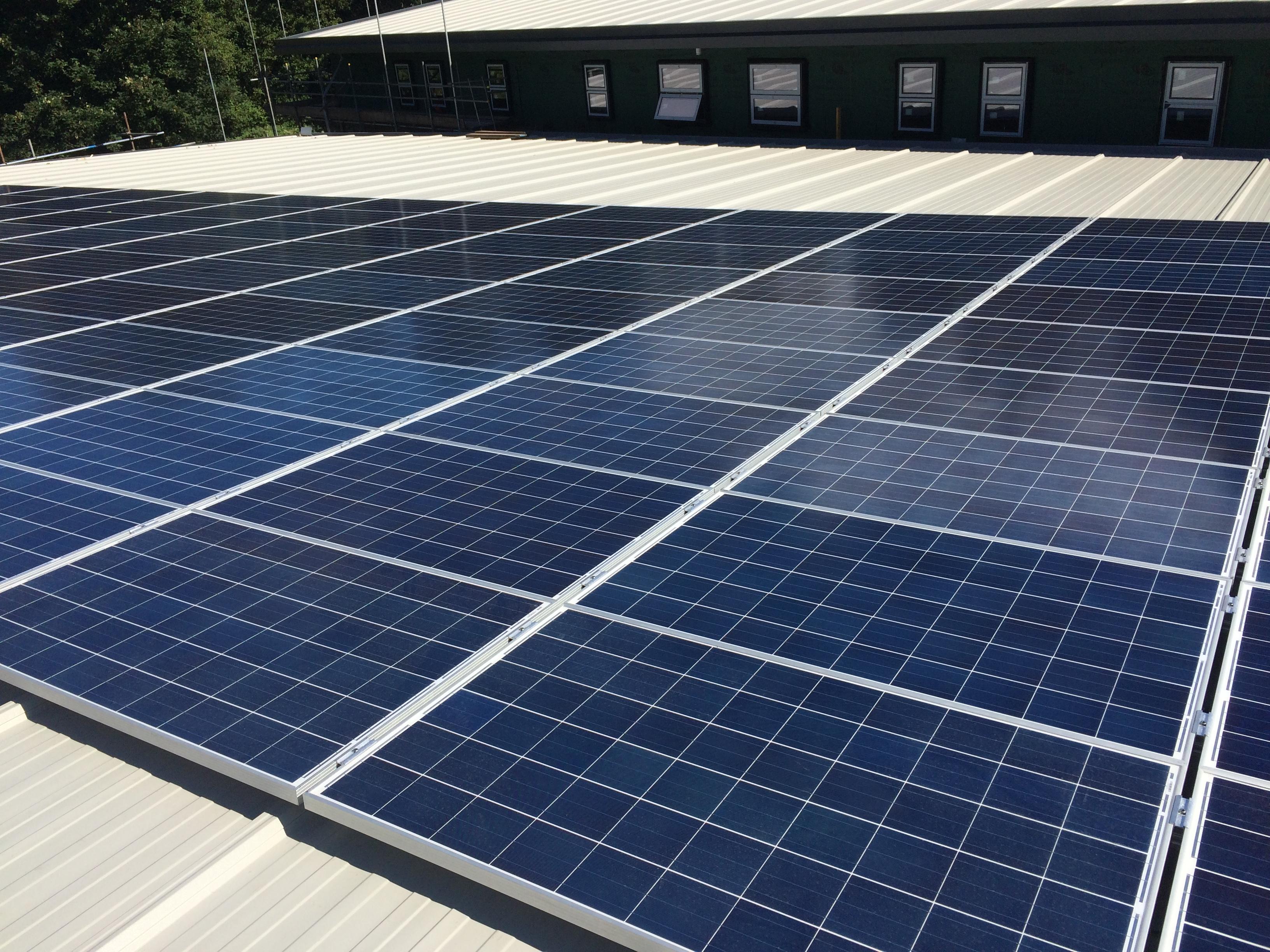 Brynhyfryd Medical Centre 1 Vision Solar Pv Solar